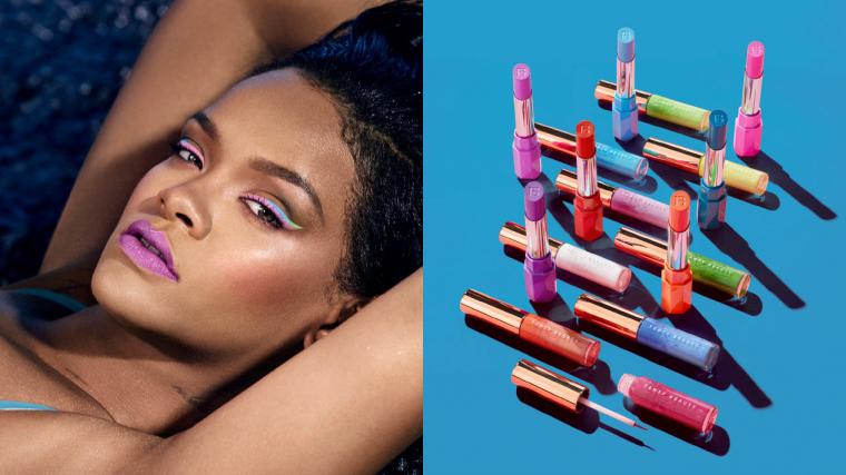 La marca de maquillatge de Rihanna