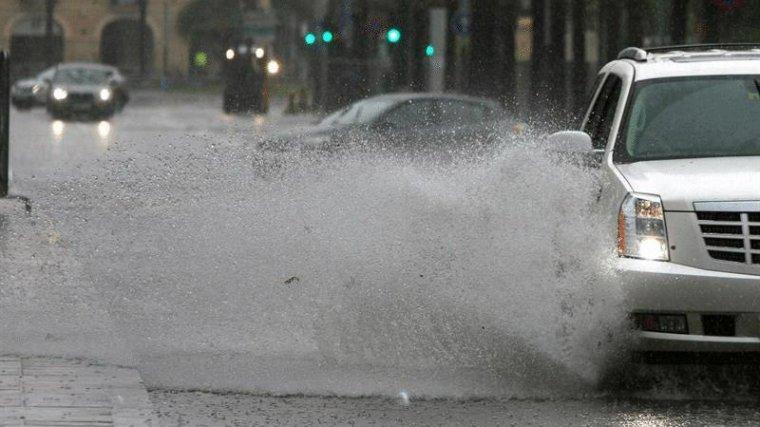 Les pluges arribaran a moltes comarques divendres