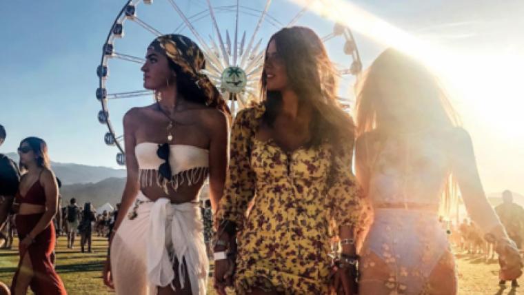 Les tendències de moda s'han deixat veure a festivals com Coachela