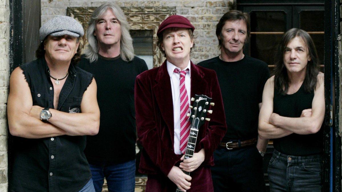 El concert d'AC/DC no es va produïr