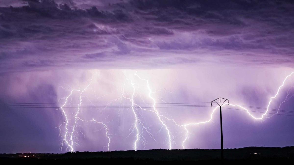 Les tempestes seran fortes a diverses comarques aquest divendres