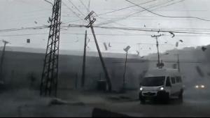 Greus tornados a la Concepción i a Los Ángeles