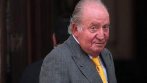 Joan Carles I no té dret a cap pensió