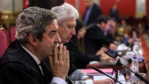 La fiscalia acusa els presos d'intentar «liquidar» la Constitució amb l'ús de la violència