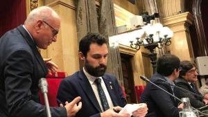 La Mesa del Parlament rebutja la iniciativa legislativa popular de declaració d'independència.