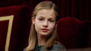 La princesa Elionor visitarà Catalunya el pròxim mes de novembre