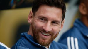Messi ha parlat sobre diverses anècdotes familiars relacionades amb el futbol