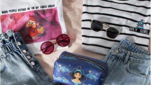 Peces de roba i accessoris inspirats en els personatges d'Aladdín a Primark