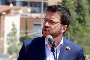 Pere Aragonès assegura que «els consumidors són lliures de triar»