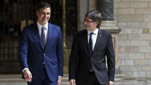 Puigdemont critica que el PSOE utilitzi les «mateixes polítiques» que el PP