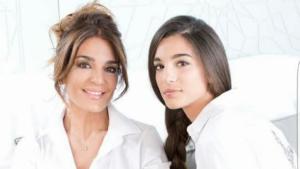 Raquel Bollo es convertirà en àvia amb 43 anys