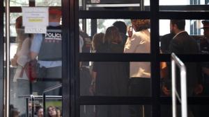 Shakira arriba als jutjats desobeint l'ordre de la magistrada d'entrar per la porta principal