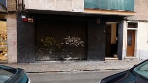 Una baralla en un local nocturn de Girona acaba a trets