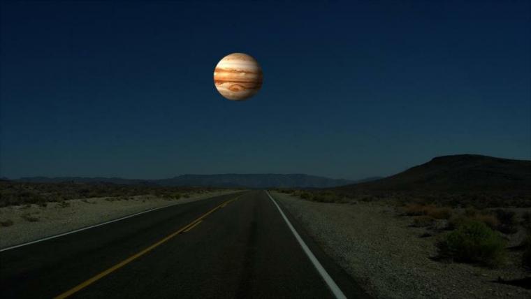 Júpiter tindrà la màxima aproximació a la Terra aquest juny