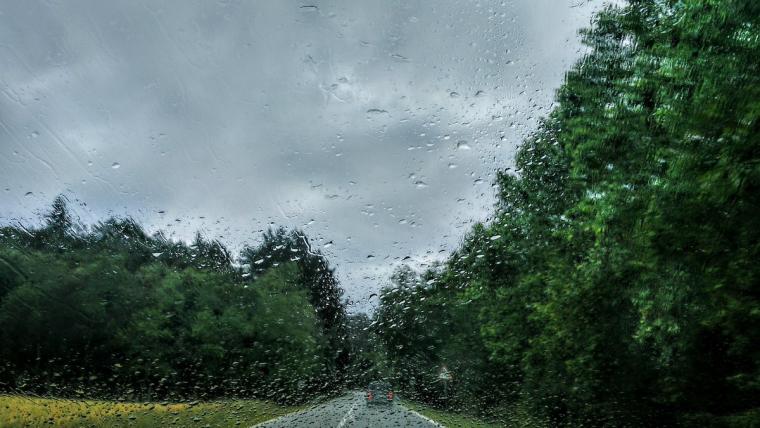 La pluja ha caigut a tot Catalunya, tot i que no de la mateixa manera a tot arreu
