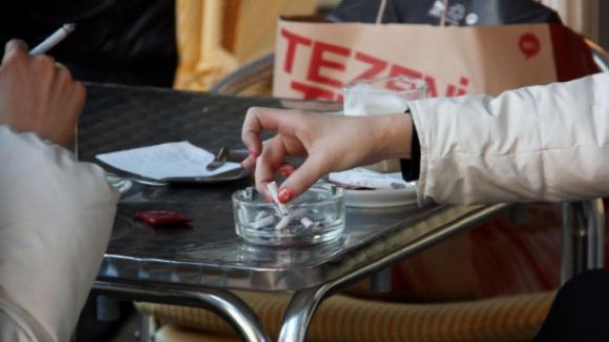 La Generalitat vol aconseguir que es redueixi el consum de tabac