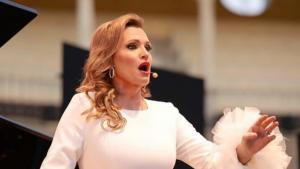 Ainhoa Arteta és una soprano coneguda internacionalment