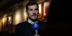 Casillas formarà part de l'staff del Porto