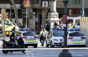 Imatge arxiu atemptat Rambles Barcelona