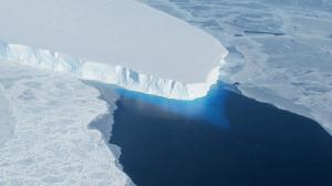 Imatge de la glacera Thwaites