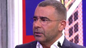 Jorge Javier va parlar de l'entrevista que li havia fet a Isabel Pantoja