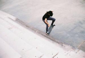La Nayat va descobrir l''skateboard' a través d'un videojoc