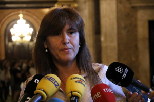 Laura Borràs: «La jutgessa que m'investiga sap que s'havia d'haver inhibit»