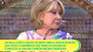 Mila Ximénez ha confessat com de malament se sent en el programa