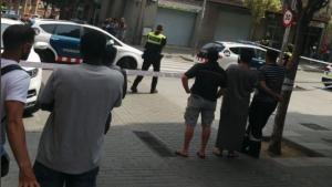 Un tiroteig a Mataró deixa almenys una persona ferida