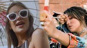 Ana Guerra i Lola Índigo treballent de valent per aconseguir la cançó de l'estiu