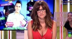 Ana Morgade tanca la seva etapa com a col·laboradora de 'Zapeando'