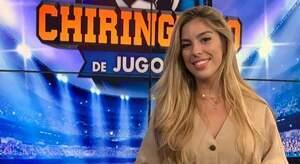 Andrea Borreguero, nova reportera de 'El Chiringuito de Jugones'