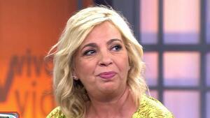 Carmen Borrego assegura que la relació de la parella és bona