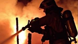 Crema totalment un restaurant de Corçà