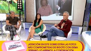 Gema Serrano va explicar part dels missatges a 'Sálvame'