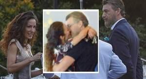 La germana de la reina Letícia és enxampada apassionadament amb el seu xicot