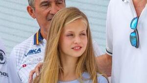 La princesa Elionor llueix unes arracades de més de 400 euros