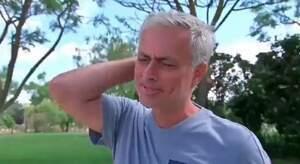 Mourinho està travessant una etapa delicada