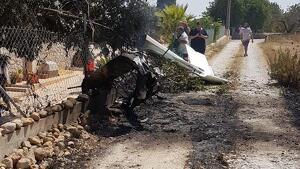 Set morts en el xoc d'un ultralleuger amb un helicòpter a Mallorca