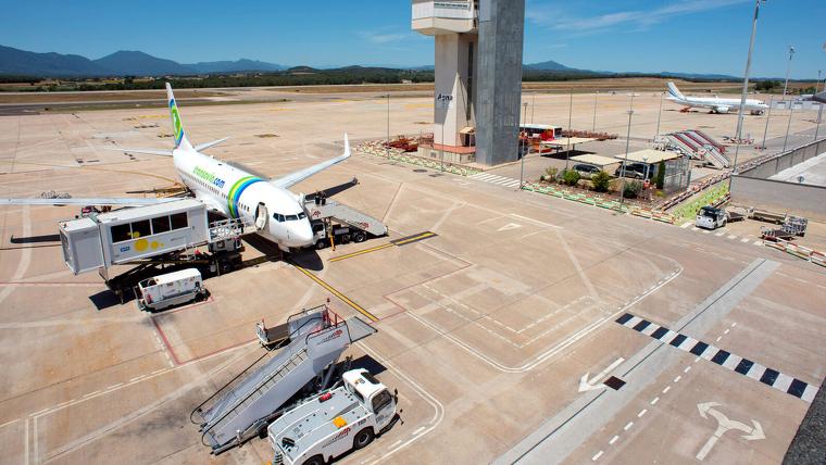 Ryanar amenaça amb tancar l'aeroport de Girona per motius econòmics