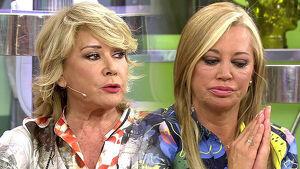 A Belén Esteban no li agrada el concurs que està realitzant Mila Ximénez