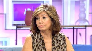 Chabelita és una de les col·laboradores de 'El programa de Ana Rosa'