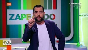 El debut de Dani Mateo a 'Zapeando' no ha agradat als espectadors