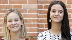 Irene Urdangarin i Victòria Frederica mantenen una relació molt propera