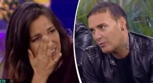 L'enfrontament entre Dinio  i Irene Junquetaq va acabar entre llàgrimes