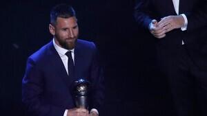Messi va votar a Cristiano als 'The Best', però Cristiano a Messi no