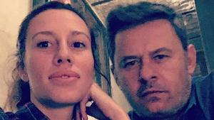 Miki Nadal es va separar al juny de la mare de la seva filla