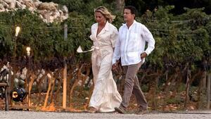 Susana Gallardo i Manuel Valls s'han casat aquest cap de setmana