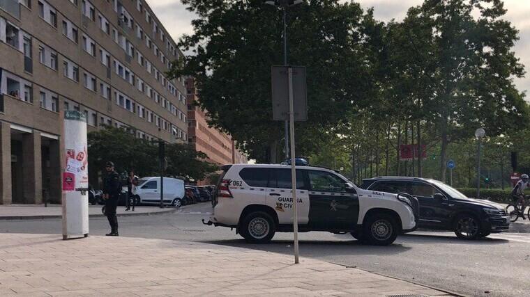 Registre de la Guàrdia Civil a Cerdanyola del Vallès