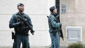 300 membres del grup d'elit de la Guàrdia Civil arriben aquest cap de setmana a Catalunya